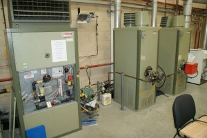 Commercial Heating Workshop