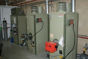 Commercial Heating Workshop