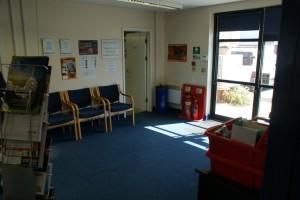 Entrance Lobby & Waiting Area