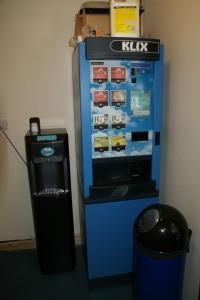 Vending Facility
